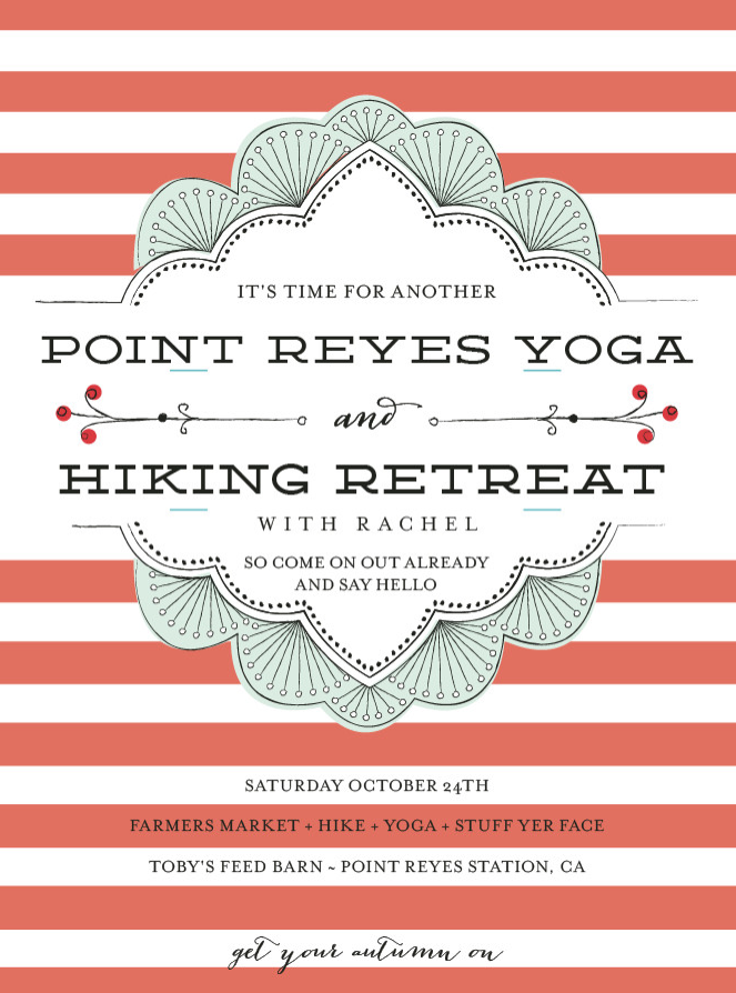 Oct 24th Retreat