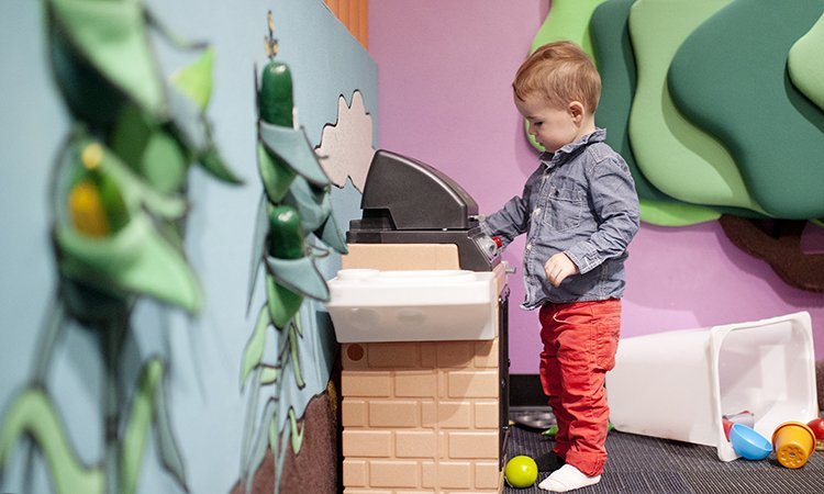 20 Things I'm Really Thinking At The Children's Museum