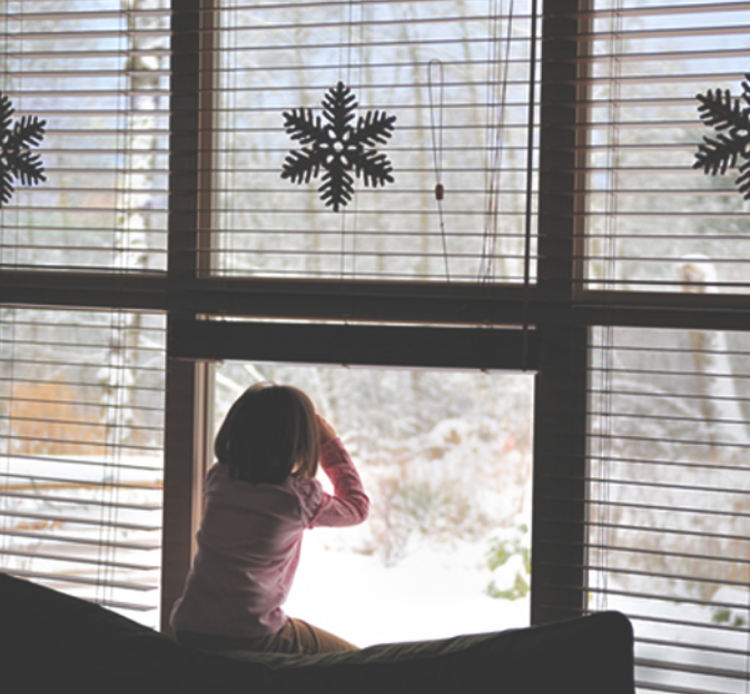 Snow Day Tips For The Introverted Parent